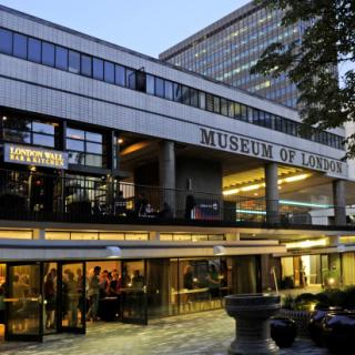 museum of london entrance