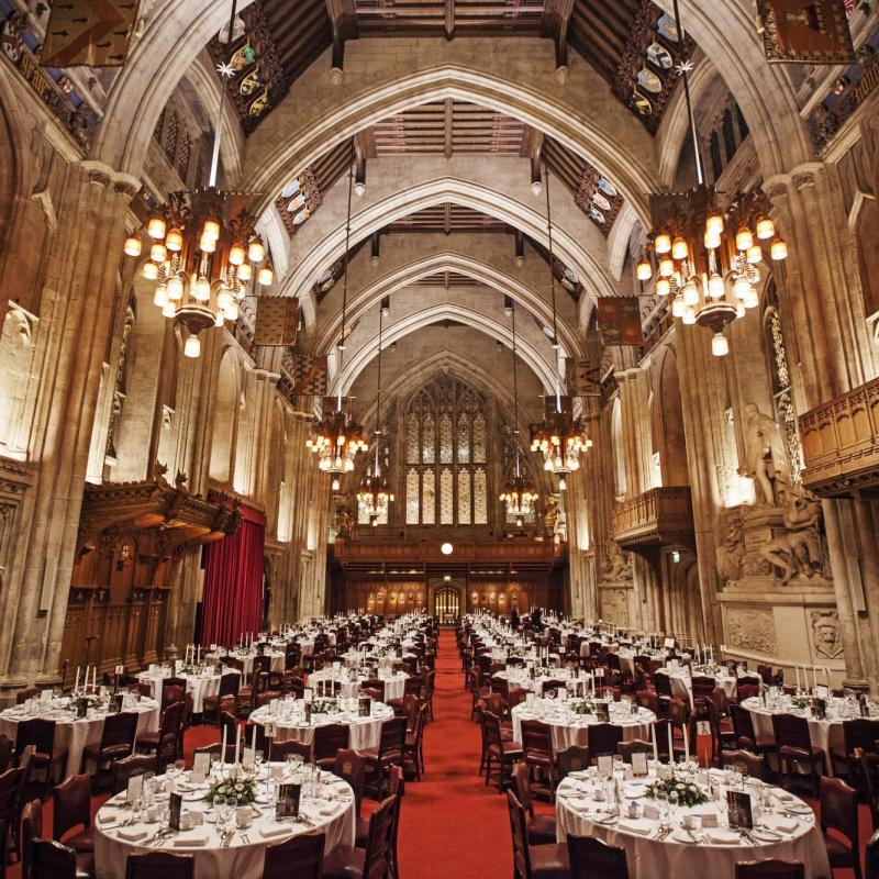 Venue of the Month - Guildhall