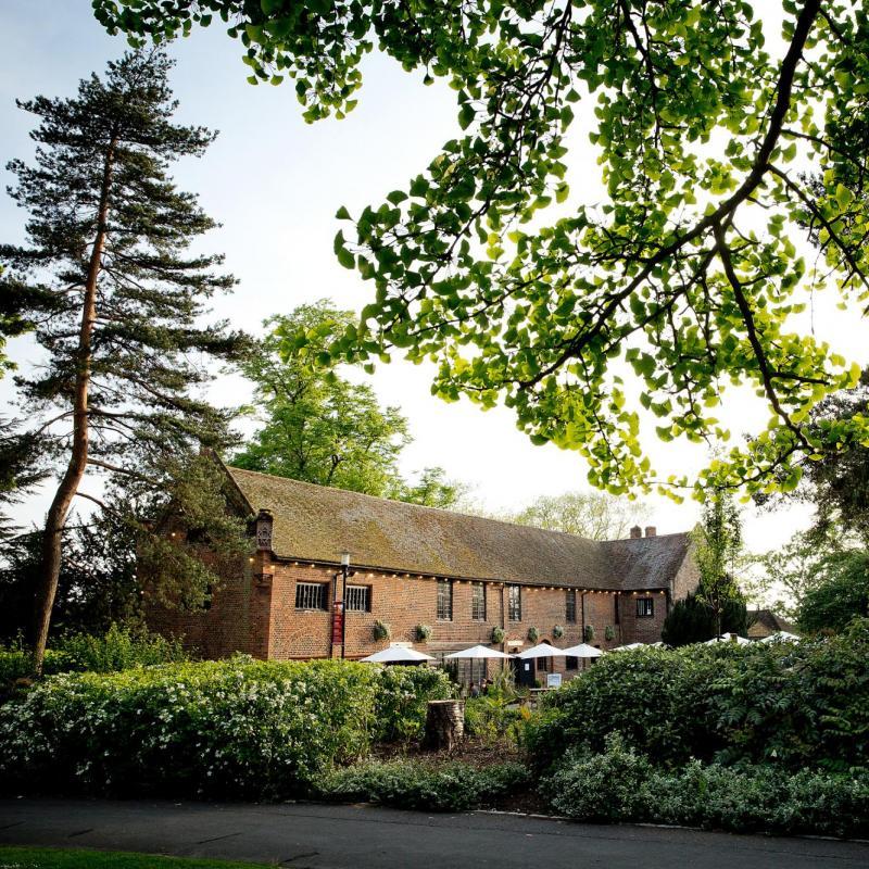 Let's talk about - Tudor Barn Eltham