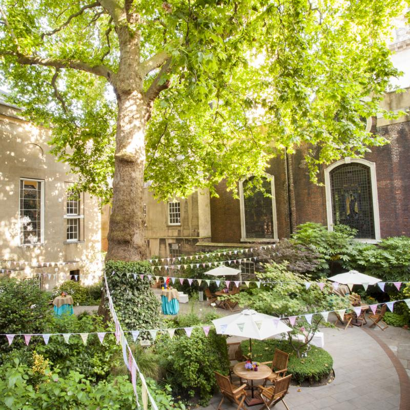 Venue of the Month - Stationers' Hall