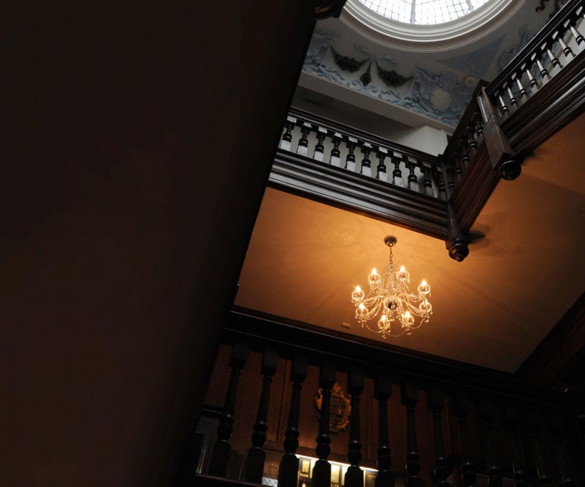Venue of the Month – Brewers' Hall background image