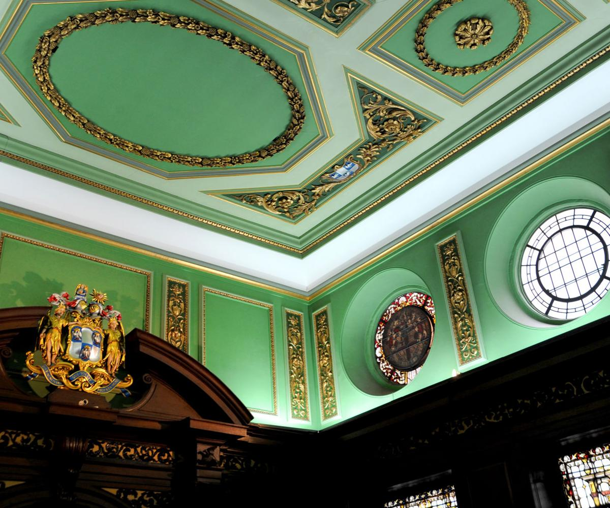 Livery Halls background image