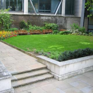 pewterers hall garden