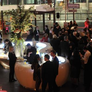 Life's Kitchen – Museum of London-  Drinks Reception in the Foyer