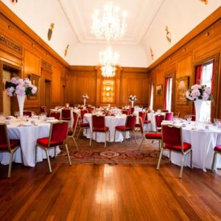 Life's Kitchen – Brewers Hall - Dining Room