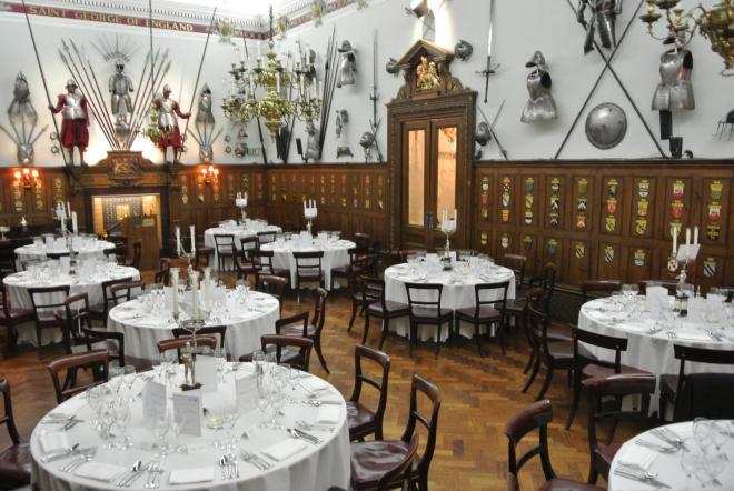 Armourers Hall Livery Hall
