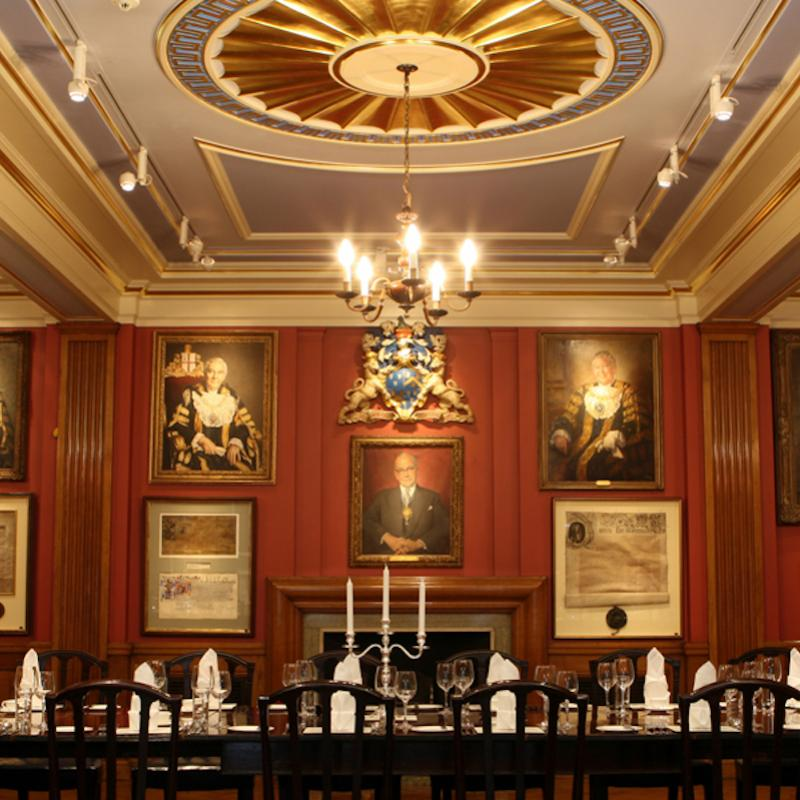 Painters' Hall & London City Selection
