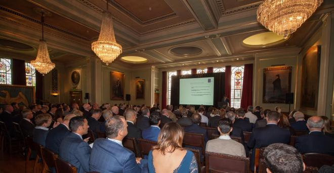 Conference held in the Livery Hall