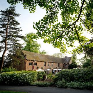 Life's Kitchen – Tudor Barn Exterior