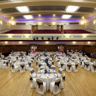 Islington Town Hall banquetting