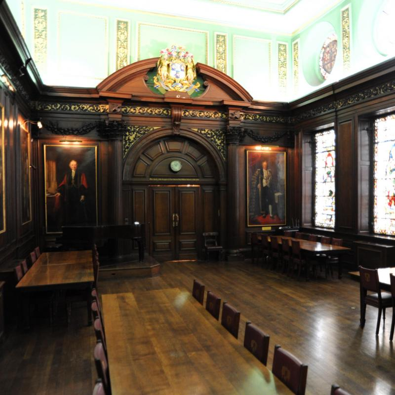 Venue of the Month - Tallow Chandlers Hall