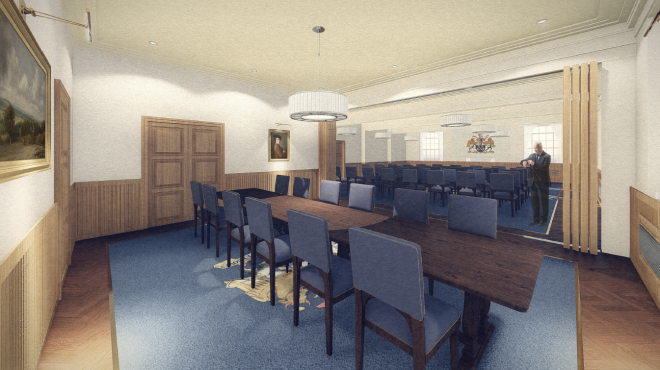 The Court Rooms