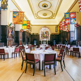 Stationers' Hall Livery Hall Rounds