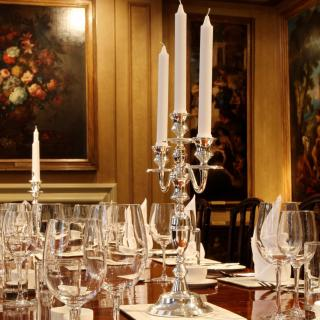 Life's Kitchen - Painters' Hall - Dining in the Painted Chamber
