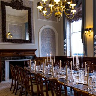Life's Kitchen - Furniture Makers Hall - Private Dining in the Mike Clare Room