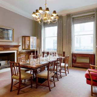 Life's Kitchen - Furniture Makers Hall - Arnold Moore Room Dining