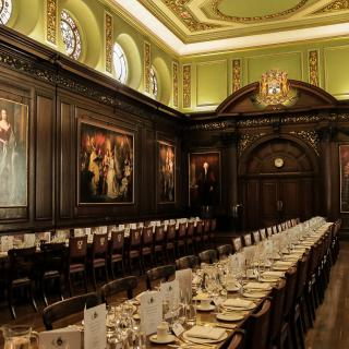 Life's Kitchen - Tallow Chandlers Hall - Livery Hall Dining