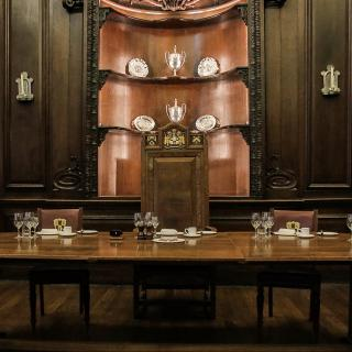 Life's Kitchen - Tallow Chandlers Hall - Livery Hall Top Table