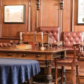 Life's Kitchen - Tallow Chandlers Hall - Court Room