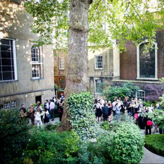 Life's Kitchen - Stationers Hall - Summer Party in the Garden