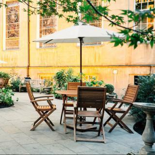 Life's Kitchen - Stationers Hall - Garden