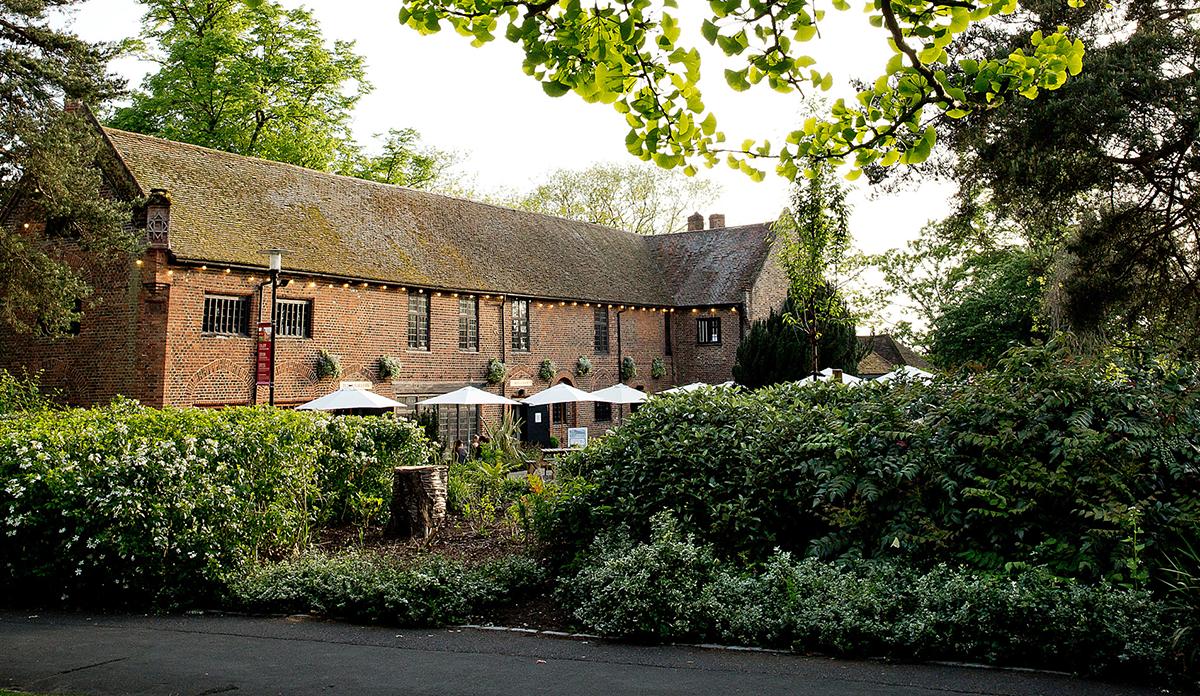 Tudor Barn background image