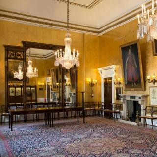 Life's Kitchen - Armourers Hall - The Gold Drawing Room