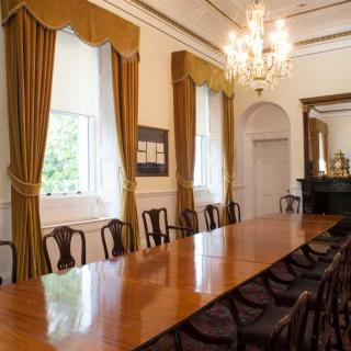 Life's Kitchen - Armourers Hall - The Court Room