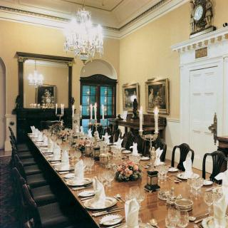 Life's Kitchen - Armourers Hall - Dining in the Court Room