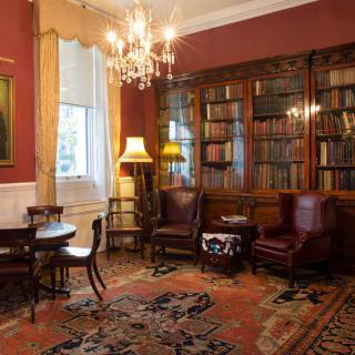 Life's Kitchen - Armourers Hall - The Library