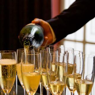 Life's Kitchen - Livery Wine & Dine - Sparkling Reception