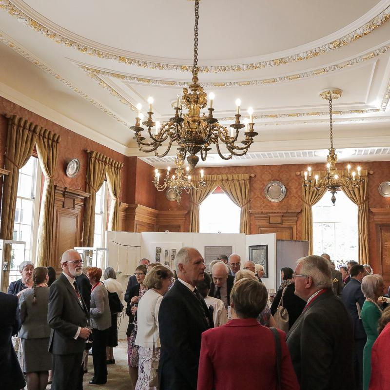 Venue of the Month – Pewterers' Hall