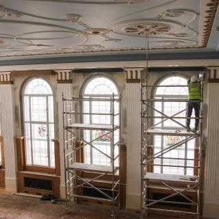 butchers hall renovation