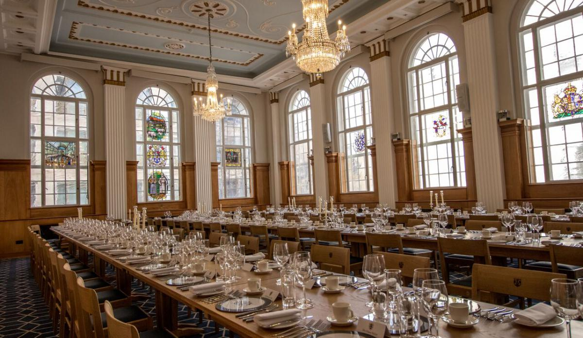 Butchers' Hall background image
