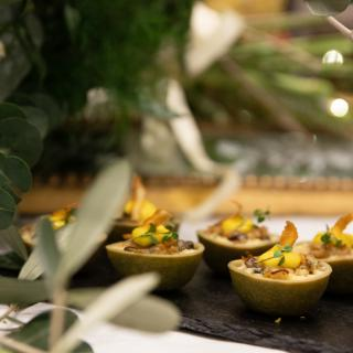 Life's Kitchen Canapes