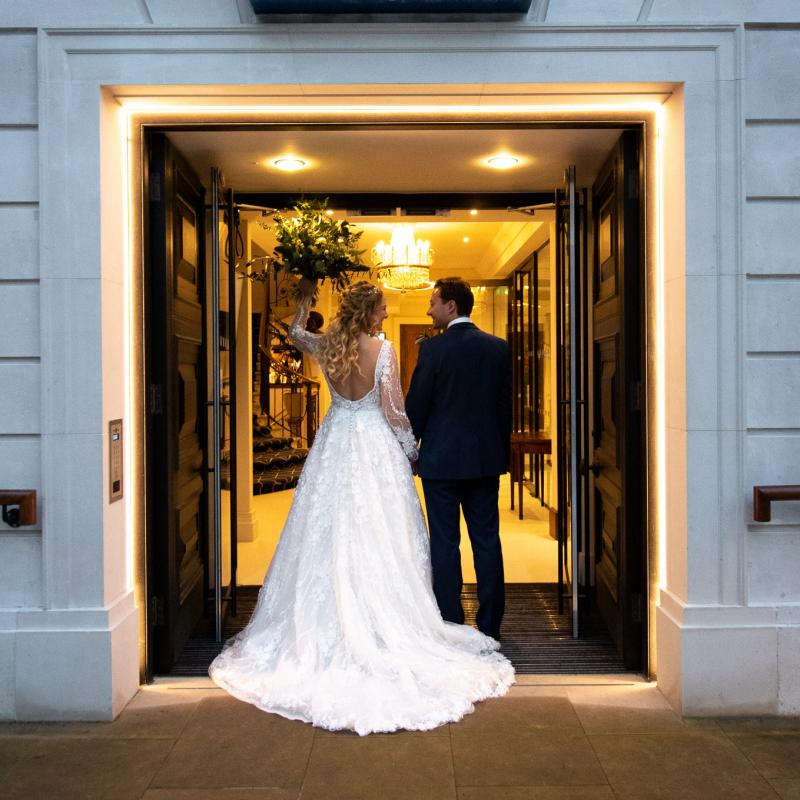 Your Wedding at Butchers' Hall