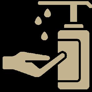 Covid-19 update hand sanitiser