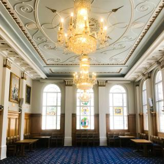 Butchers' Hall venue of the month