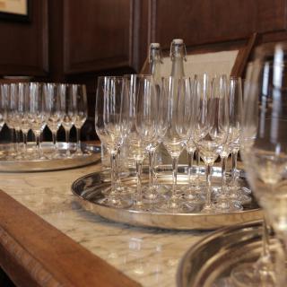 wine and dine event