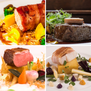Life's Kitchen – Grid of Meat Dishes