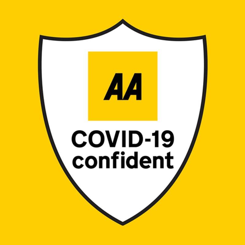 AA Covid-19 Confident & AIM Secure