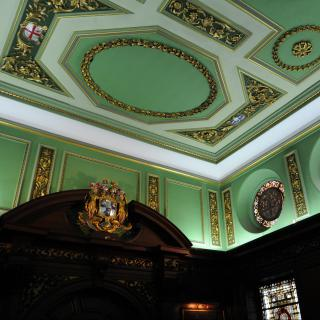 Tallow Chandlers' Hall - Livery Hall Ceiling