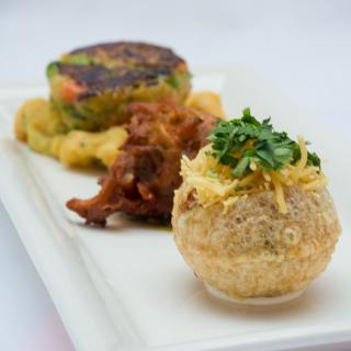 Life's Kitchen – Mr Todiwala starters