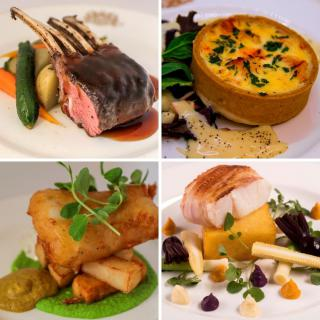 Life's Kitchen – Selection of food