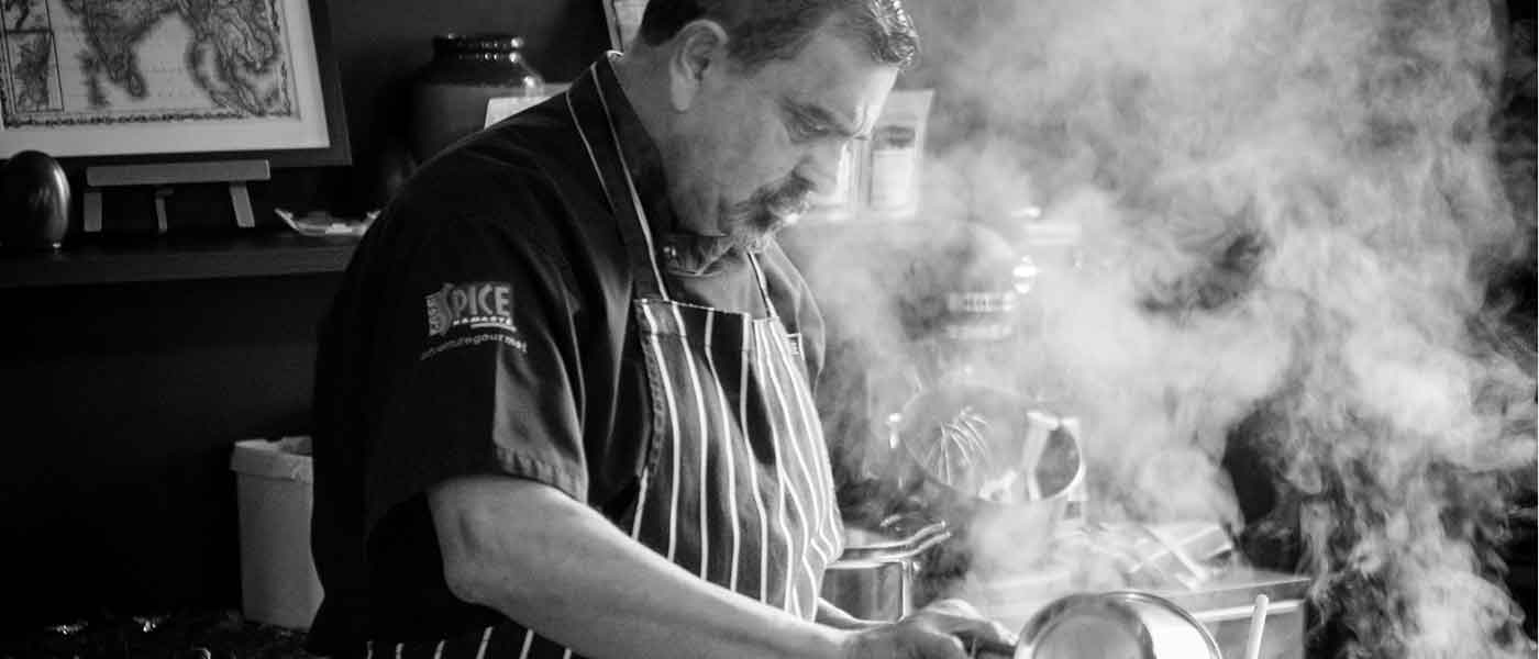 Life's Kitchen – Mr Todiwala In The City