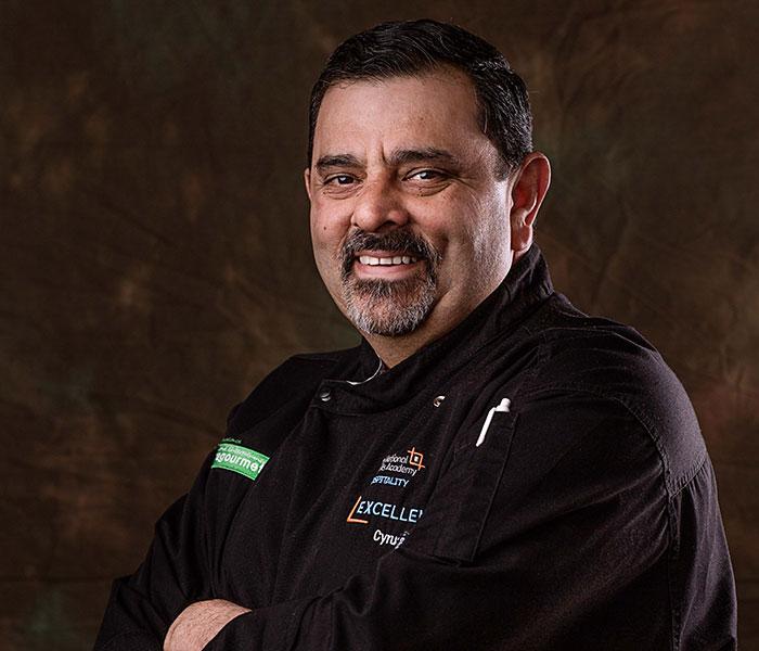 Life's Kitchen – Mr Todiwala Celebrity Chef