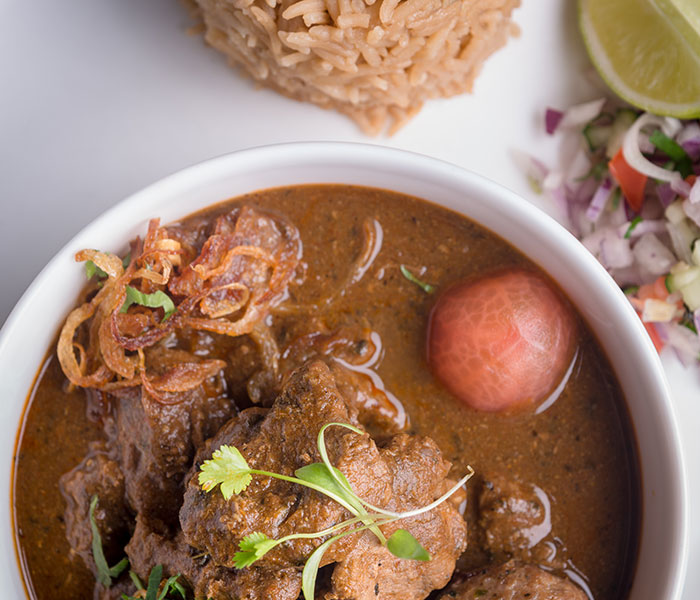 Life's Kitchen – Indian Meat Dish